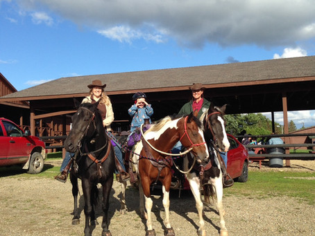 76% of horse trail riders are women