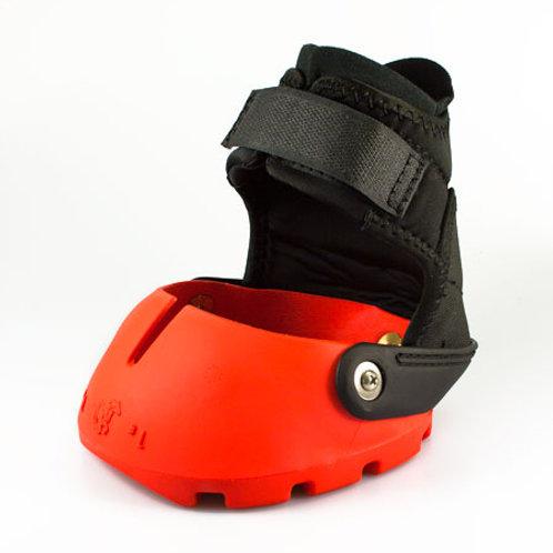 EasyBoot Gloves Red, UNLIMITED mile per week