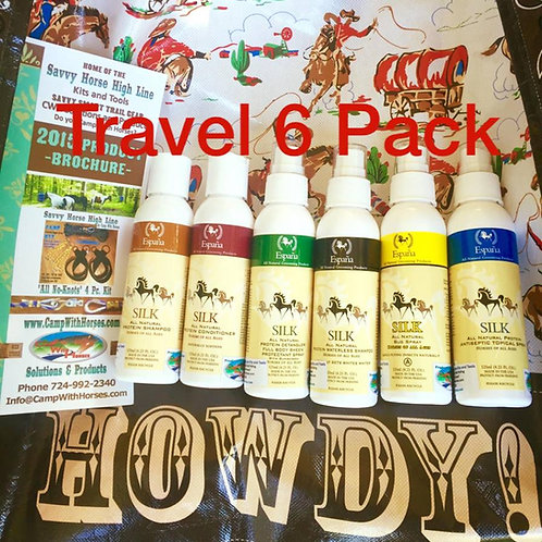 Espana Silk Travel/Horse & Rider/Camper 6 pick