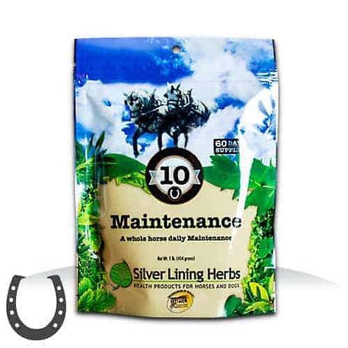 #10 Maintenance - Horses 60 serv/1 lb. bag