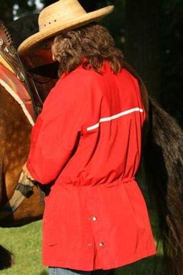 Muddy Creek Rain RED Jacket/Short