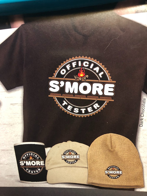 Official S'More Tester Hoodie-Pullover