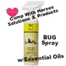 Espana Silk BUG SPRAY w/essential oils 16.91oz