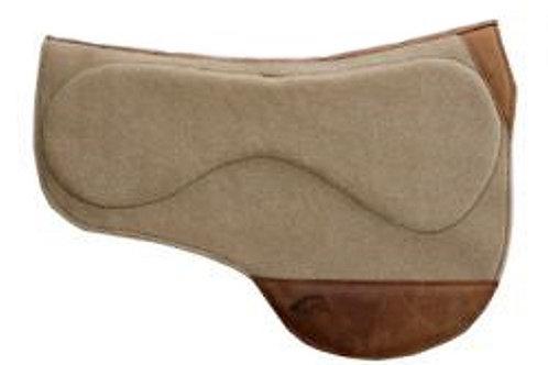 CSI SaddlePad w/FlexPlate Sport Cut Skirt
