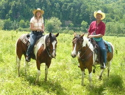 Do you Camp with your horses?