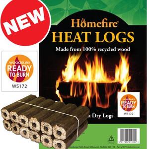 Heat Logs 12 pack