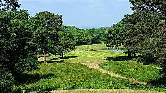 The Gower Golf Club Hole 11