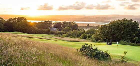 Gower Golf Club 2nd Hole and Estuary.jpg