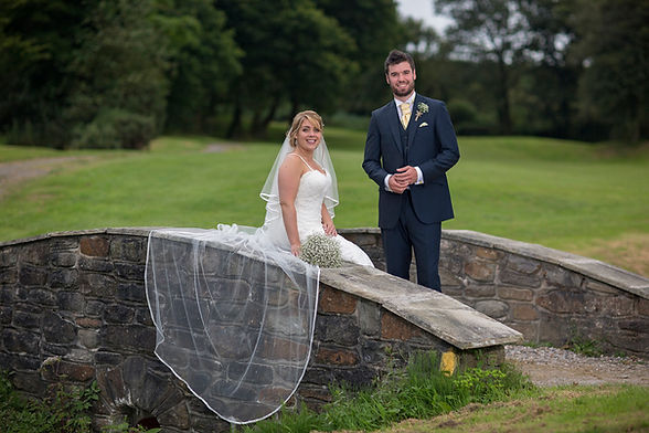 Weddings at The Gower Golf Club, Swansea.