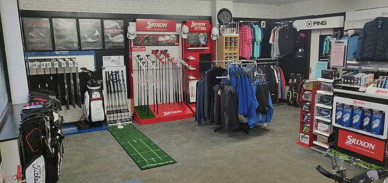The Gower Golf Club Pro Shop