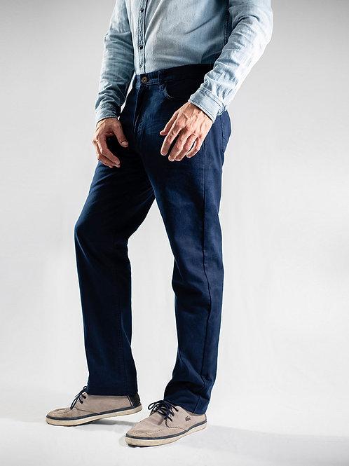 Five pocket gabardina regular fit