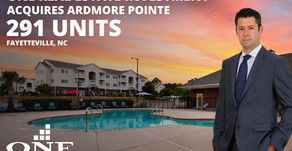 One Real Estate Investment Acquires Ardmore Pointe