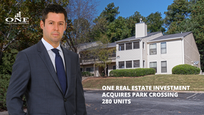 One Real Estate Investment Acquires Multifamily Property in Lilburn, Georgia for $31.2 Million