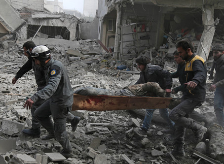 If I remain alive: The Ghouta diaries