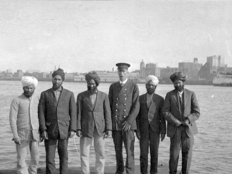 Asian Heritage Month: The Komagata Maru Incident (1914)