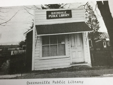 The Little Library That Could: The Queensville Public Library