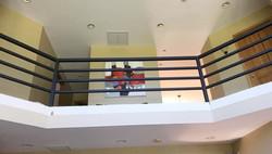 Modern Horizontal Balcony Railing