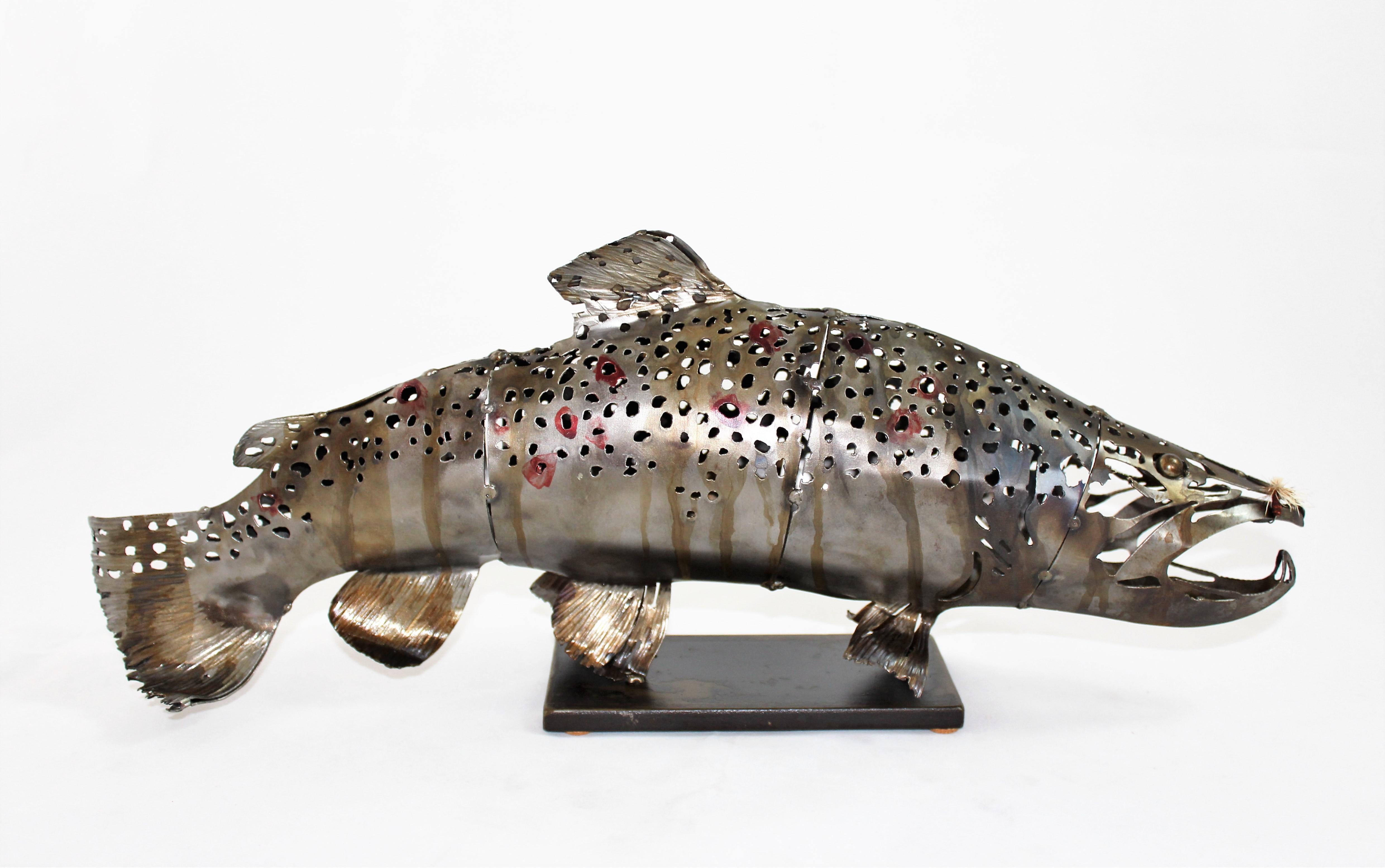 Brown Trout Desktop Sculpture