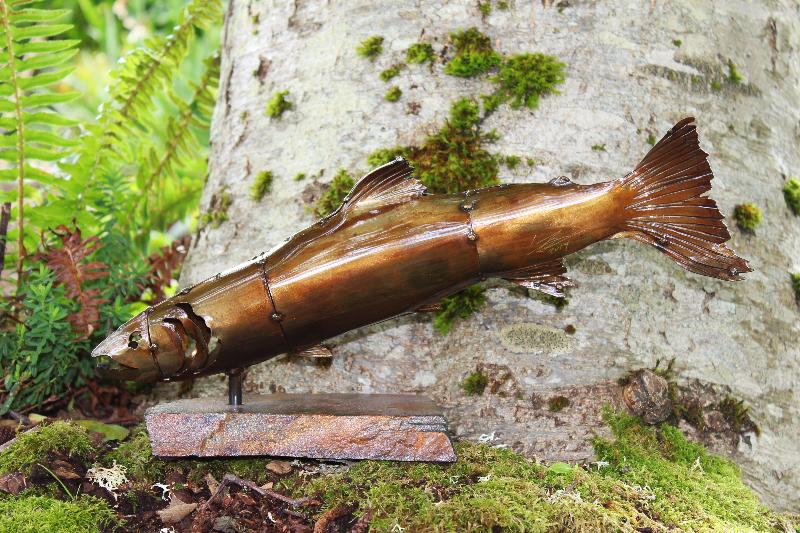 Classic Fish Sculptures