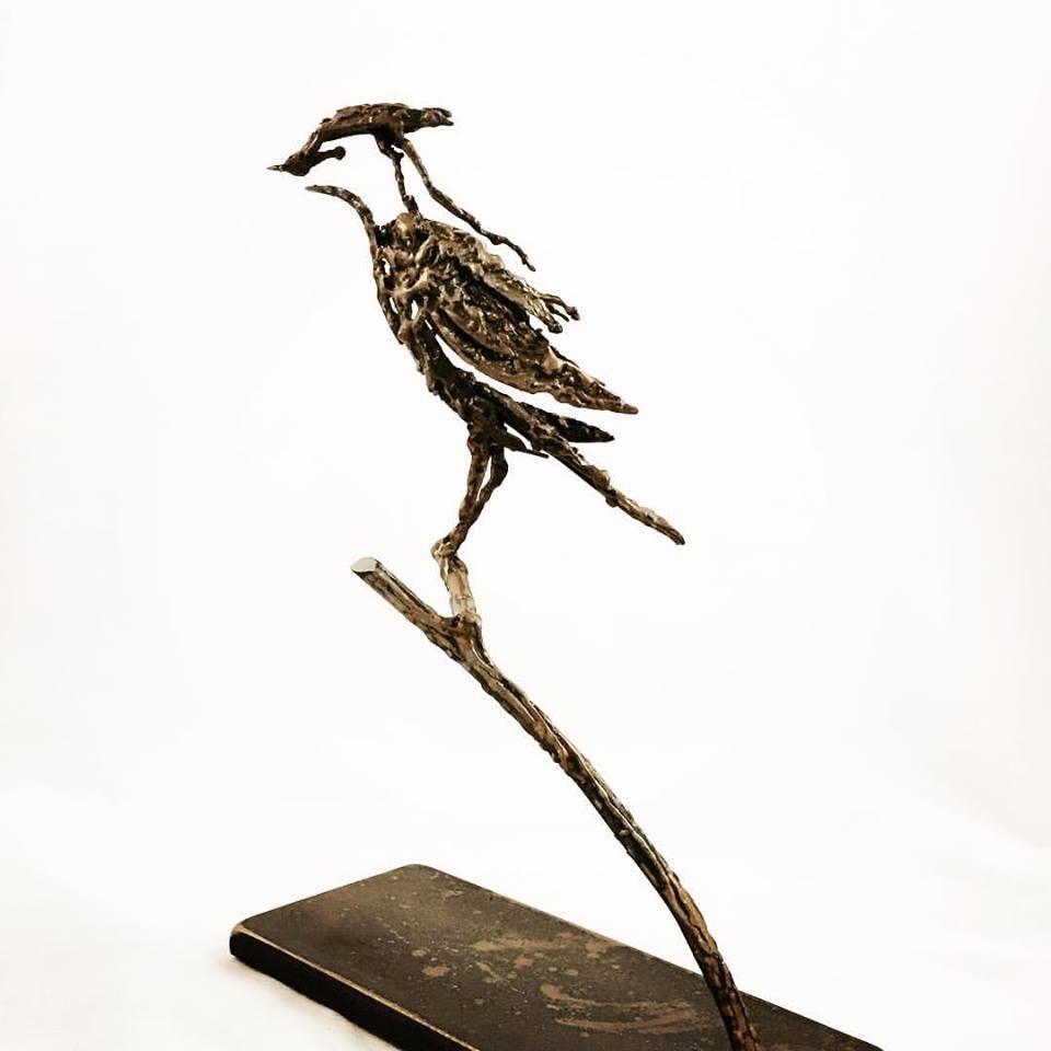 Little Bird Sculpture