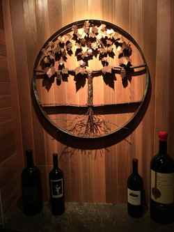 Grapevine Wall Hanging