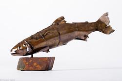 Classic Fish Sculpture
