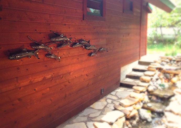 Classic Fish Wall Sculpture