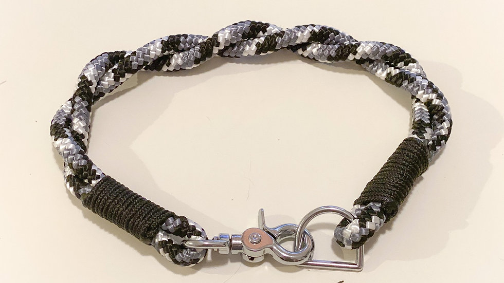 Twisted Rope Collar