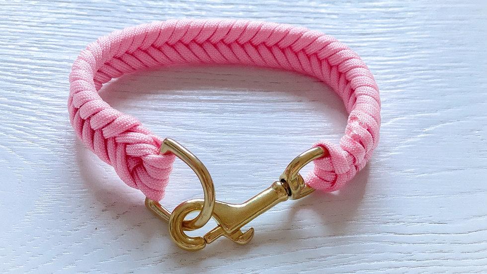 Pink Peony Braided