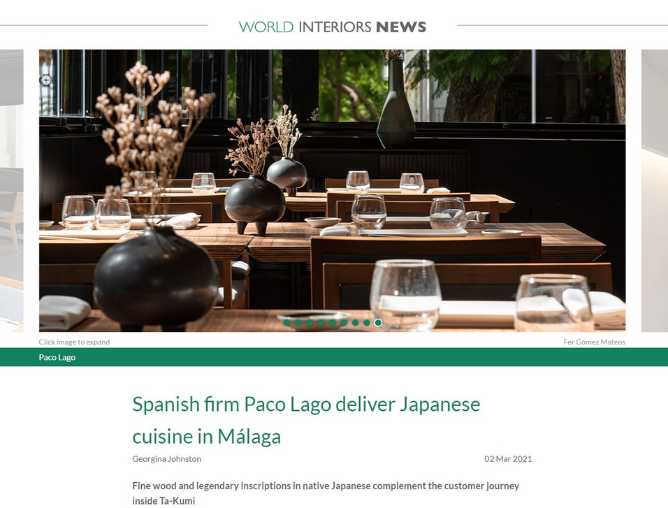 WORLD INTERIOR NEWS