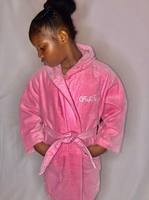 POSHFACES™  Children's Fleece Robe