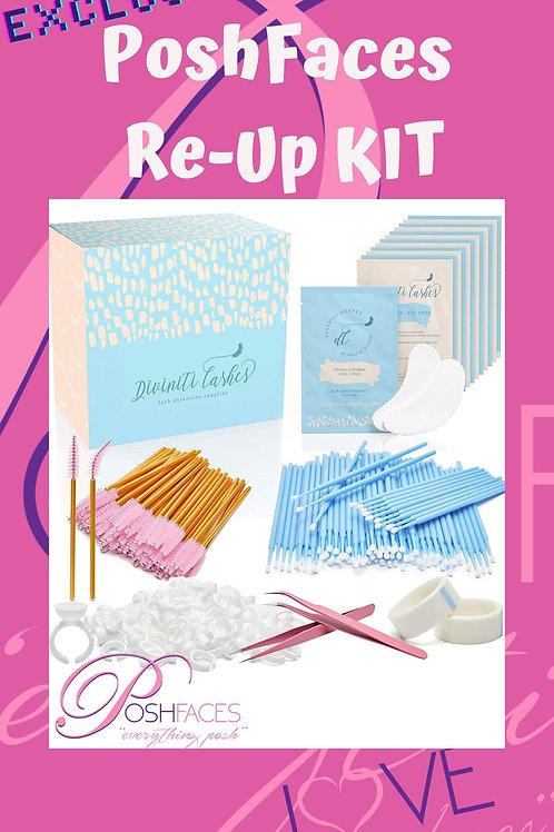 PoshFaces RE-Up Lash Kit