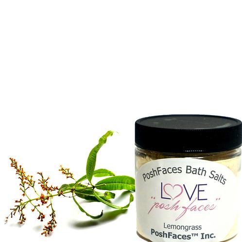 SINGLE Posh Bath Salts 4 oz