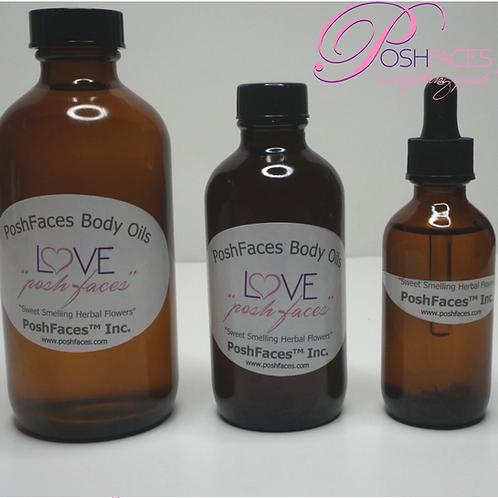 Posh Faces Body Oils Set