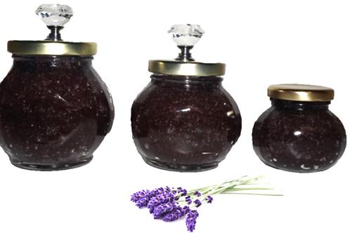 Lavender & Coconut Oil Body Scrub Set