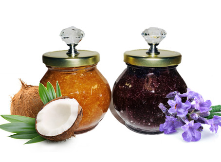 The Benefits of Body Scrubs