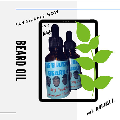 FREE SAMPLE BLUEPRINT BEARD OIL
