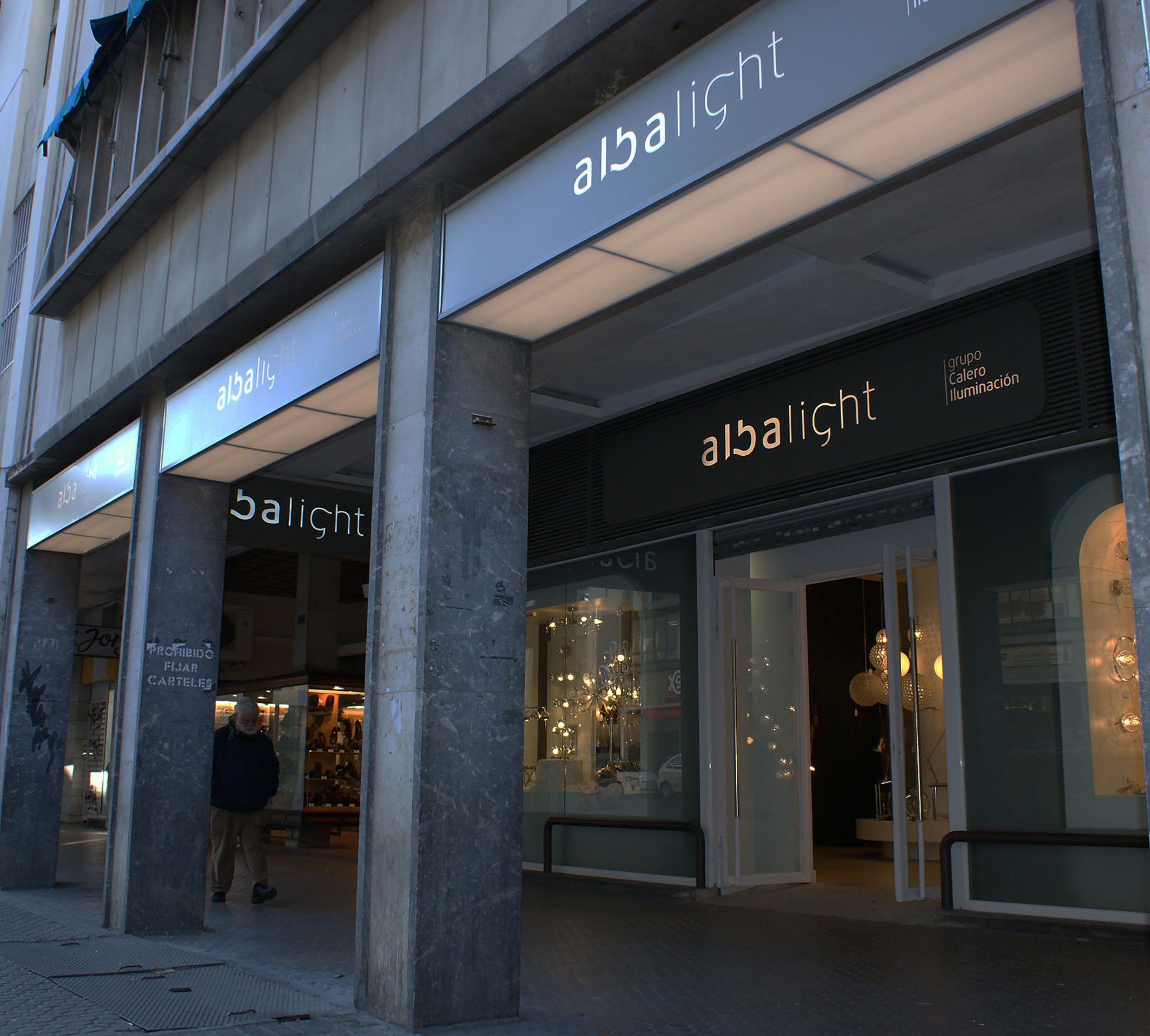 AlbaLight