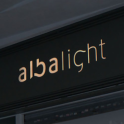Rotulo Luminoso Alba Light