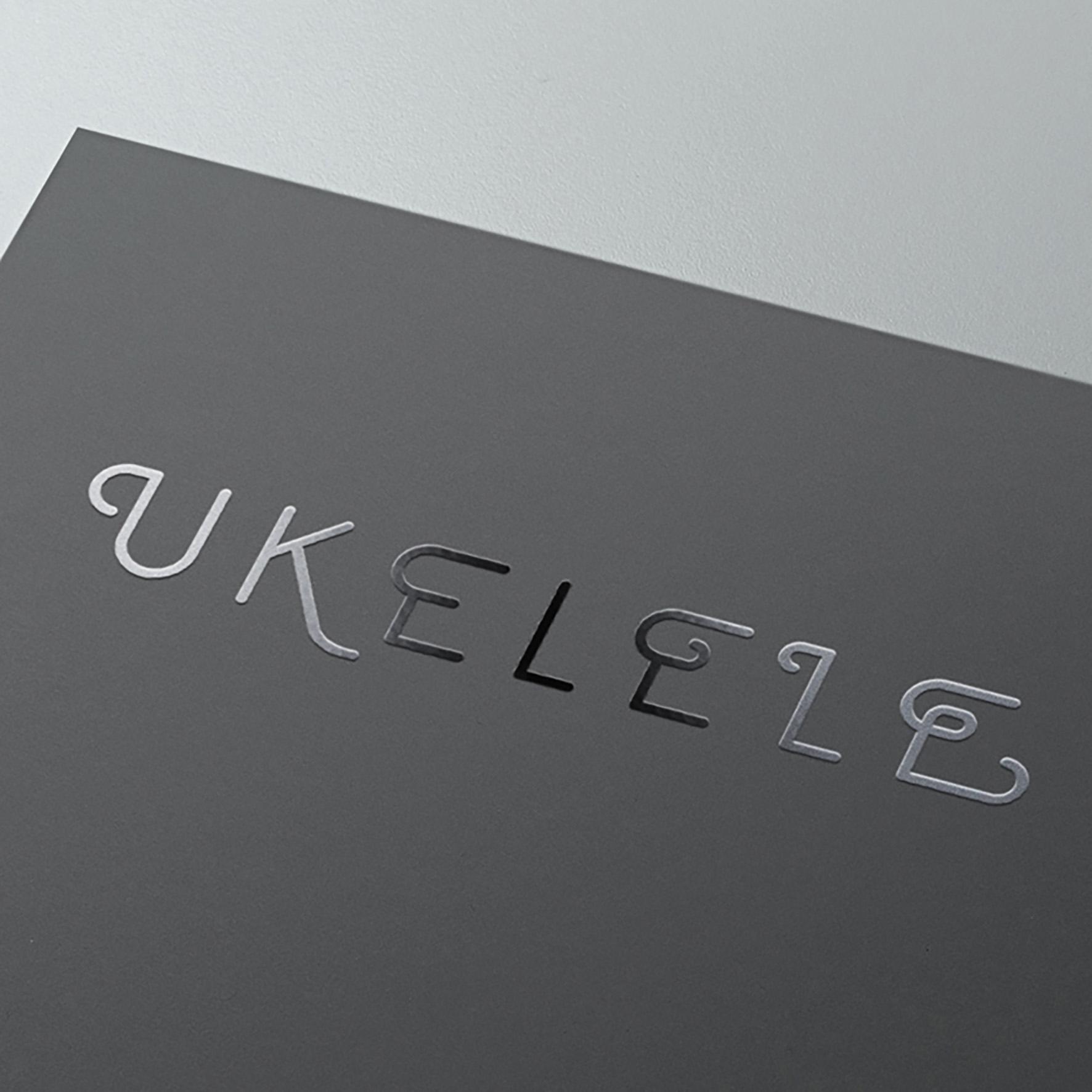 Barnizado papel Ukelele