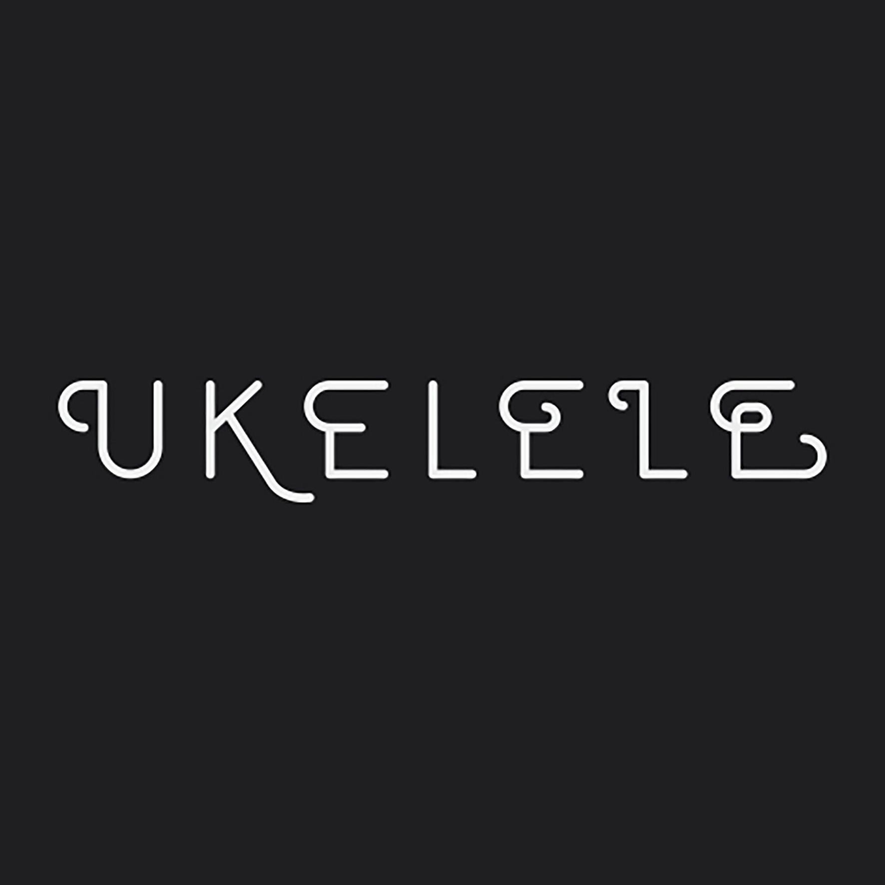 Logo Negro Ukelele