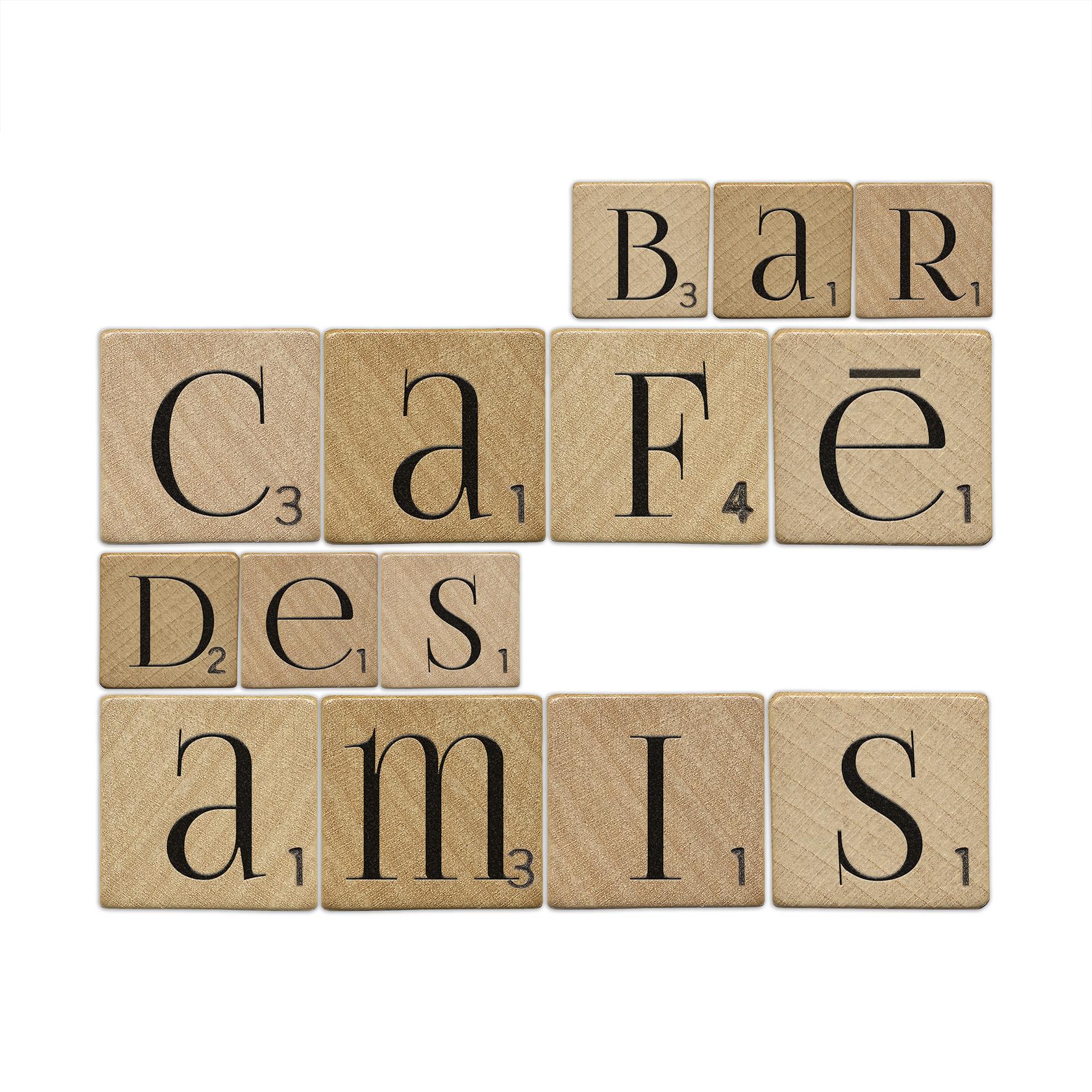 Logo  Cafe Bar Des Amis