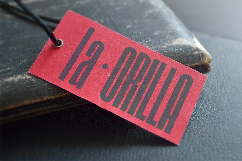 Logo Label Mock-up