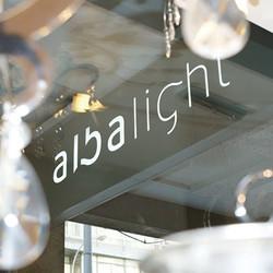 Rótulo Exterior Alba Light