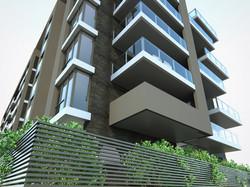 Edificio Mediterraneo - Dimensur
