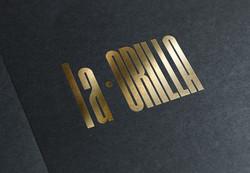 Gold Stamping Logo Mock-Up (2)
