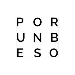 Logo Blanco Por Un Beso