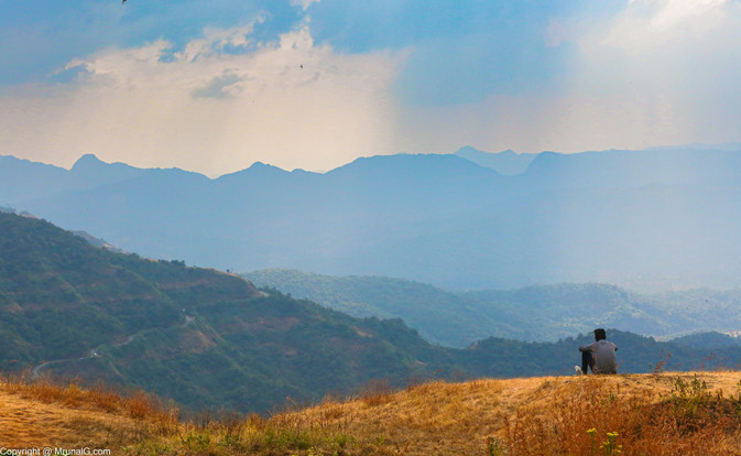 Sahyadri mountain ranges