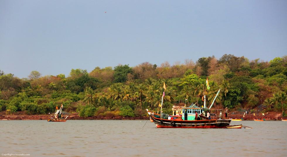 7.43 Devgad port area