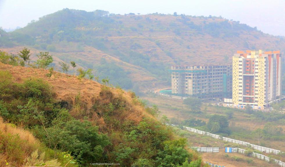 Baner Pashan hills